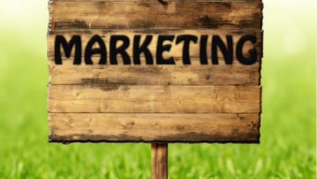 marketing post