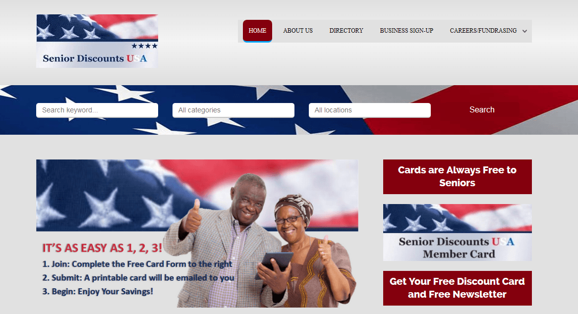 Senior Discounts USA | Swoboda Marketing