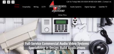 Commercial AV Services